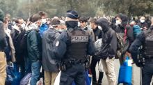 Pas-de-Calais : un important campement de migrants démantelé à Calais