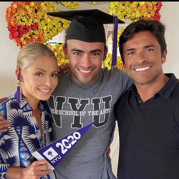Kelly Ripa Has Been Social Distancing With Her Family In
