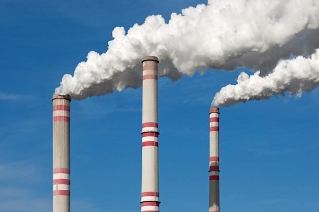 UN study shows atmospheric CO2 increases reach 30 year high