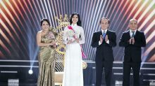 20-year-old university student from a farming family crowned Miss Vietnam 2020