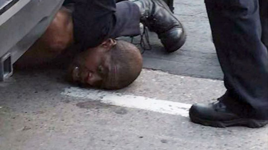 Officers involved in fatal arrest of black man are terminated