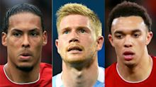 Liverpool have four players shortlisted for PFA Player of the Year