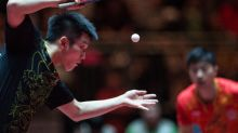 China's national table tennis team may face sanction after top player no-show