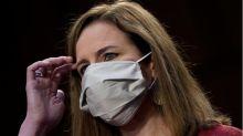 Amy Coney Barrett: Trump Supreme Court nominee sidesteps questions