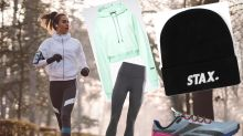 Best winter activewear to keep you warm outside