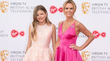 Amanda Holden wanted to give birth wearing stilettos