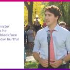 Trudeau: Blackface is 'always unacceptable'