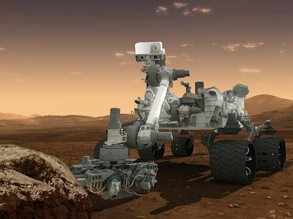 Watch the Curiosity rover explore Mars in one minute (video)