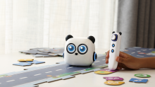 mTiny robot review: Screen-free coding for kids