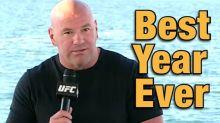Dana White: Khabib vs. Gaethje trending to be biggest UFC event ever