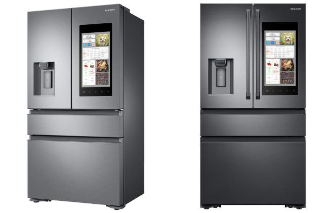 Samsung goes big on smart fridges with 10 new models