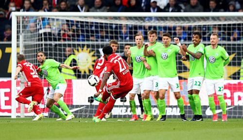 Bundesliga: Schützenfest! Bayern ist zum 27. Mal Meister