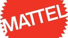 Mattel Reports Third Quarter 2018 Financial Results