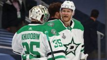 Keeping Khudobin is highlight of Stars offseason after trip to Stanley Cup Final