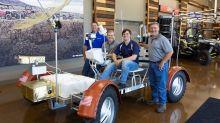 Polaris built a working Lunar rover replica and it's brilliant