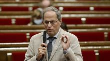 Torra pide incluir el referéndum en el orden del día de la mesa de diálogo