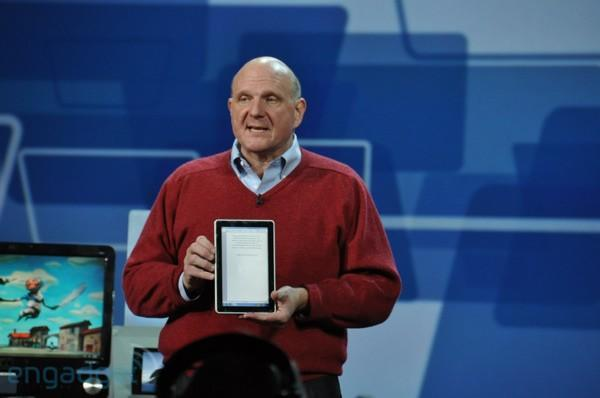 Microsoft to demo new slate PCs, Windows 8 tablet functionality at CES?