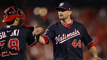Nats teammate backs Hudson's paternity leave