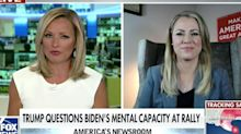 """Fox News host confronts Trump surrogate over failed attack on Biden's health: """"It's not working"""""""