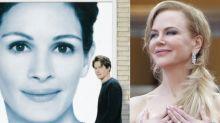 """El clásico de Julia Roberts que Nicole Kidman no protagonizó porque """"no era lo suficientemente talentosa"""""""