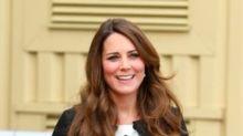 Kate Middleton Christens Royal Princess Ship. Next Up, Maternity Leave?