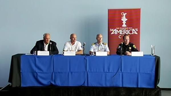 Fatal America's Cup sailing accident on Bay raises safety questions