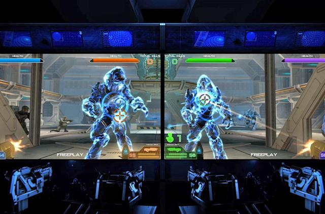 'Halo: Fireteam Raven' brings its co-op action to the arcade