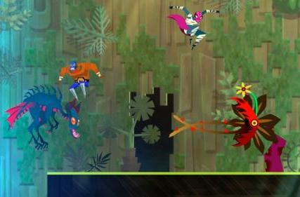 Guacamelee is over-the-top in just the right ways