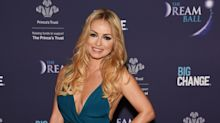 Ola Jordan felt pressure to be skinny on 'Strictly Come Dancing'