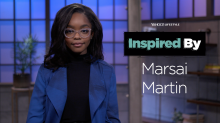 Actress Marsai Martin on being an executive producer at 14: 'People did tell me I was too young and can't do this'