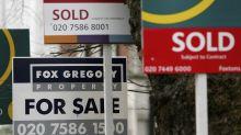 Brexit gridlock blamed for huge plunge in homes going up for sale