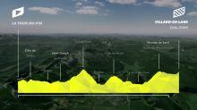 Cyclisme - Tour de France : Le profil de la 16e étape (La Tour-du-Pin - Villard-de-Lans) en vidéo