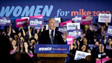 Billionaire Mike Bloomberg tells female voters: I will 'fight with you'