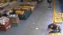 MX: Matan a un hombre en la Central de Abasto