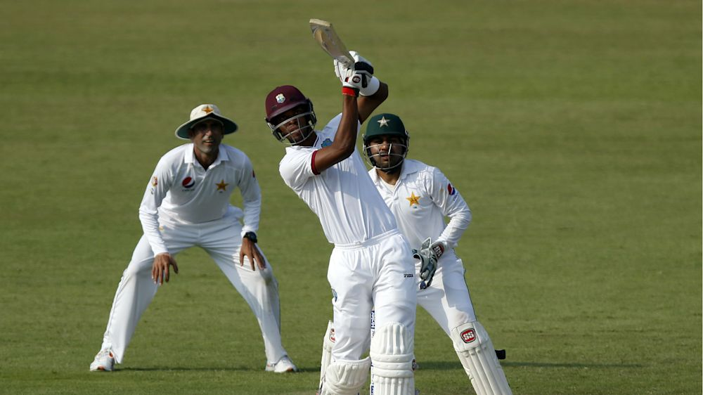 'Crisis Man' Chase revels in another rescue act for West Indies