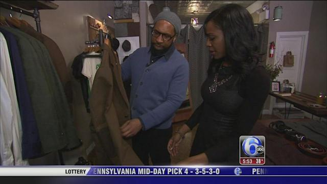 A new boutique in Philly for the guys