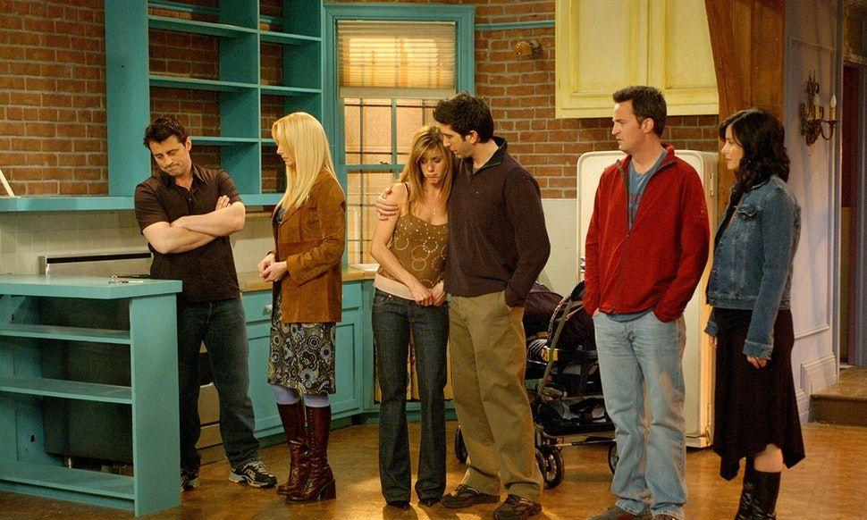 """<p><em><a href=""""https://www.cosmopolitan.com/uk/friends-tv-show/"""" target=""""_blank"""">Friends</a> </em>ended an astonishing fourteen years ago, yet we're still obsessed. </p><p>This was recently evident by the <a href=""""https://www.cosmopolitan.com/uk/entertainment/a25389623/friends-staying-on-netflix/"""" target=""""_blank"""">mass freak-out that ensued when viewers thought Netflix was going to cancel the TV show in 2019</a>. Don't worry, they're not.</p><p>Ever since the show ended in May 2004, the possibility <a href=""""https://www.cosmopolitan.com/uk/entertainment/g19629884/friends-reunion-actors-comments/"""" target=""""_blank"""">of a reunion has been dangled in front of us</a> - with different cast mates saying different things - leaving us devoted fans of the show just sat here refusing to give us hope. </p><p>So, in the meantime, let's enjoy these photos of all the times Jennifer Aniston, Courteney Cox, Lisa Kudrow, Matthew Perry, David Schwimmer and Matt Le Blanc <strong>have</strong> reunited in some form or another, which mostly involves supporting each other at various individual projects. Which is heartwarming <3</p>"""