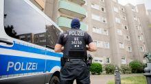 Polizeieinsatz: Islamisten-Razzia in Berlin: 450 Beamte im Einsatz