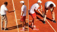 'Disgusting': Tennis fans erupt over fresh Novak Djokovic drama