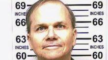 John Lennon killer Mark David Chapman shown in eerie new mug shot ahead of 10th parole attempt