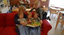 """She comes, they are happy"": How communal grandparents are helping raise Finnish children"