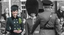 How the Duchess of Cambridge nails St Patrick's Day style year after year