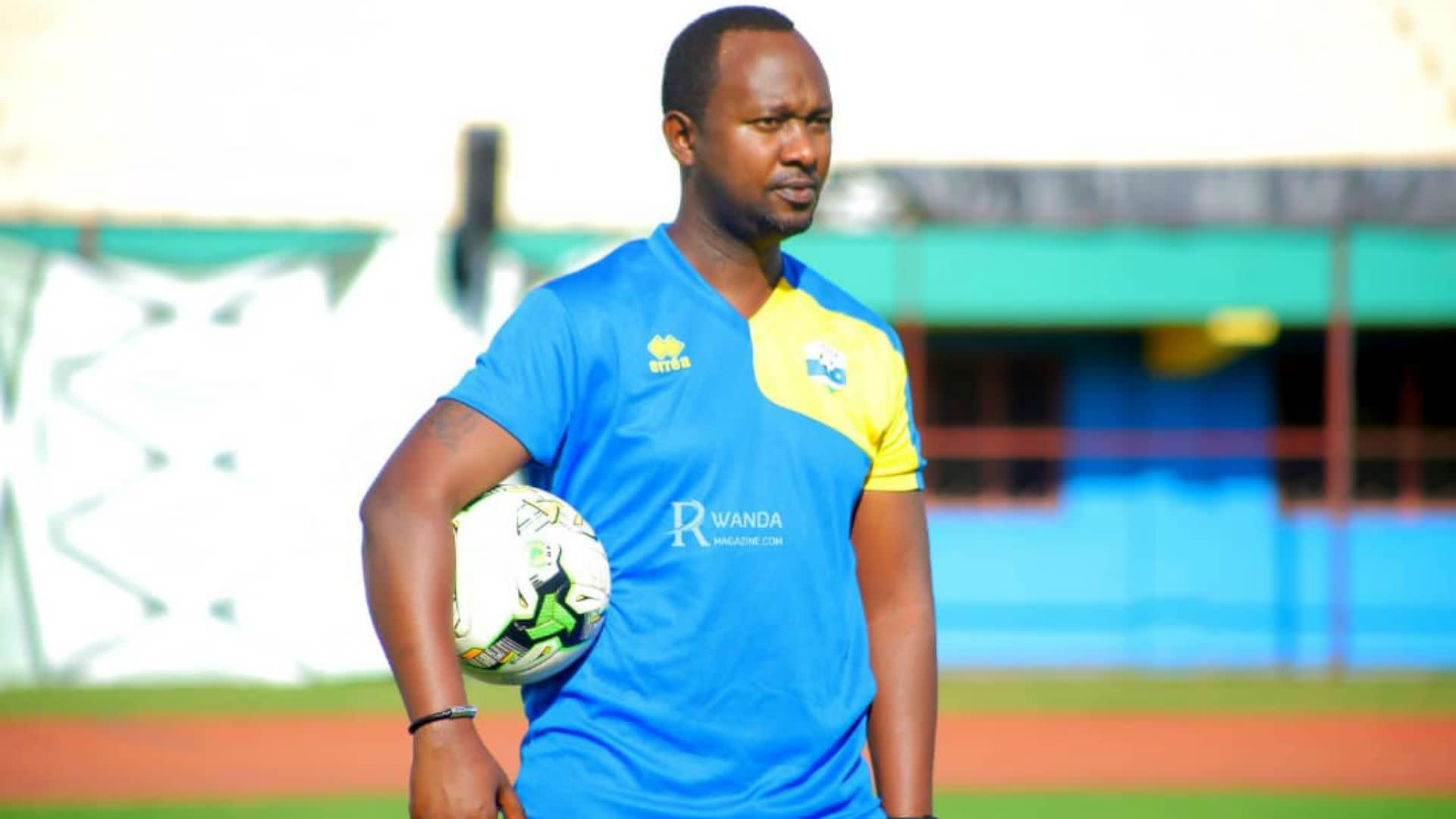 Ferwafa appoint Mashami as Rwanda head coach for Afcon qualifiers