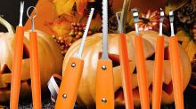 This $24 carving kit has everything you need to create the perfect jack-o-lantern