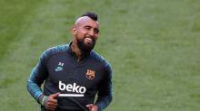 Inter sign midfielder Vidal from Barcelona for 1 million euros