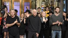 Larry David returns to 'SNL' to scold Miley Cyrus
