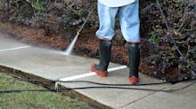 This highly-rated pressure washer is on sale for under £100