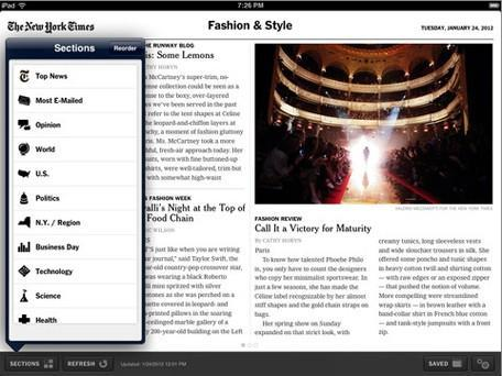 Report: Newsstand apps for the iPad generate about $70K per day