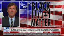 Tucker Carlson warns that Black Lives Matter is 'more popular than the president'