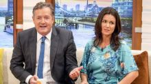 Susanna Reid turned down role in Love Actually sequel over Piers Morgan jibe